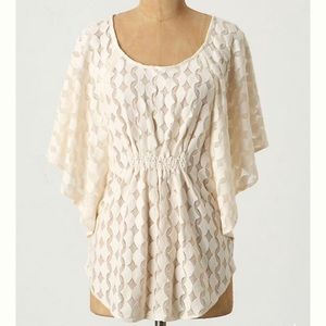 Anthropologie Addison Story Lunar Cycles Top XS